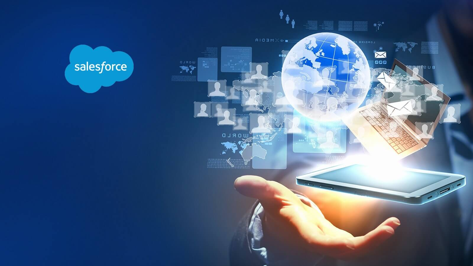 What is Salesforce CRM and What Does it Do?
