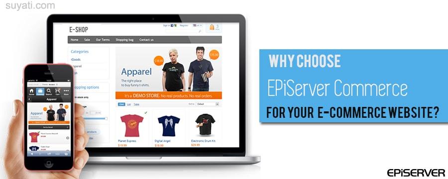 EPiServer Commerce
