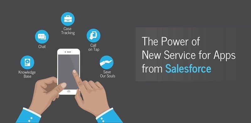 salesforce mobile applications