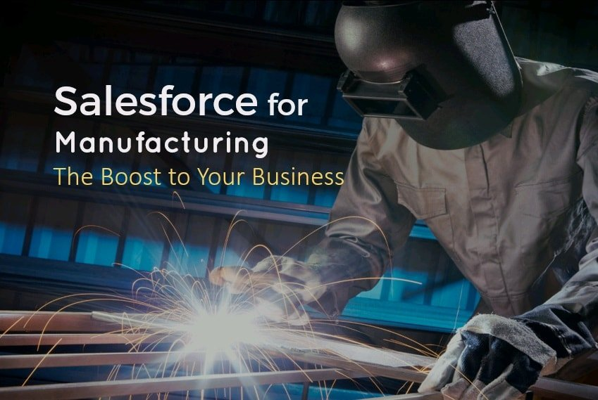 Salesforce for manufacturing-min