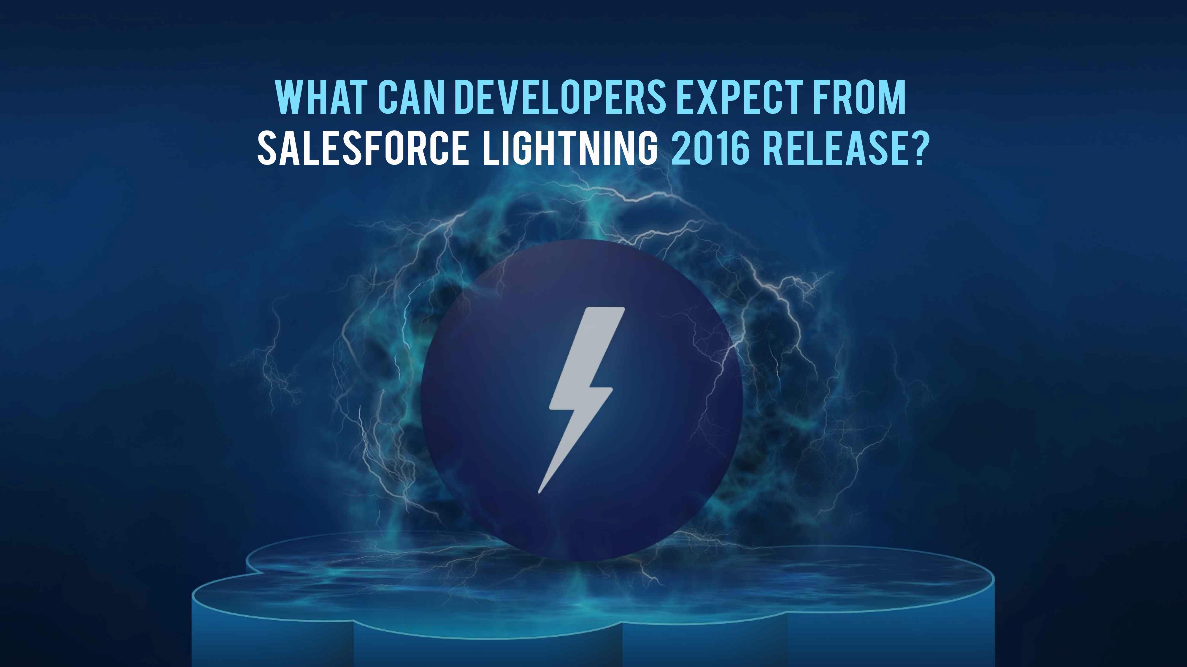 salesforce lightning for developers
