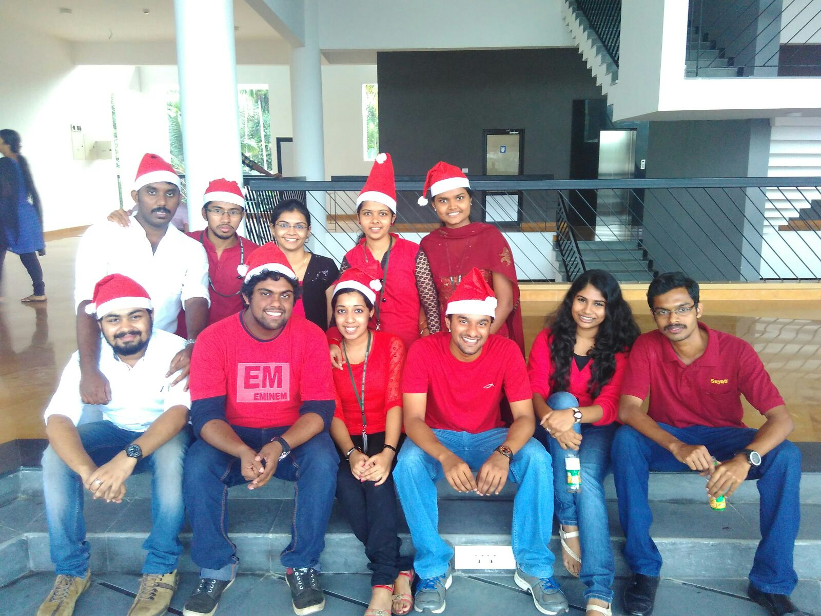 Christmas at suyati