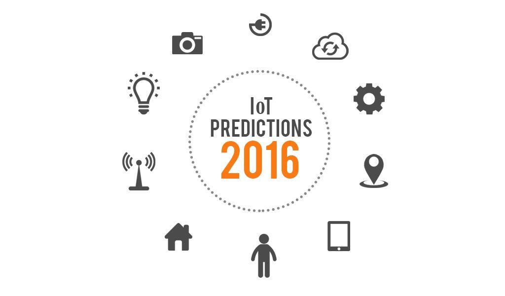 IOT predictions 2016