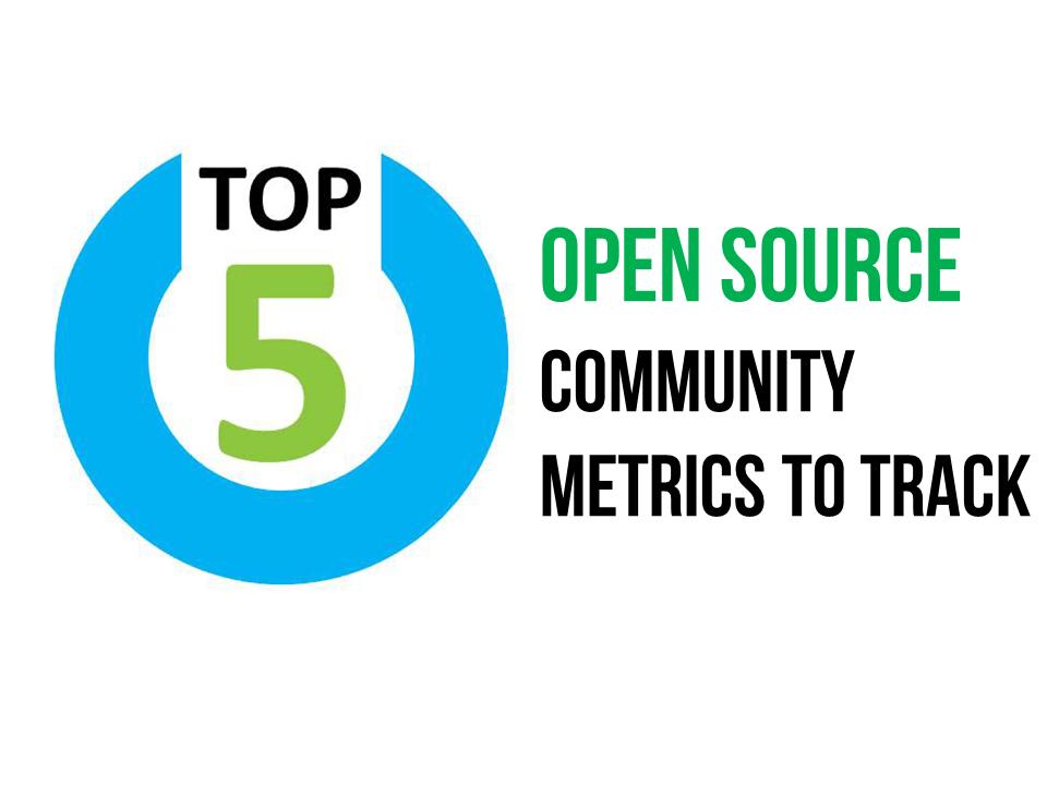 opensource-community-metrics