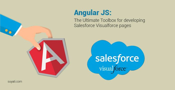 Angular JS in Salesforce Visualforce pages