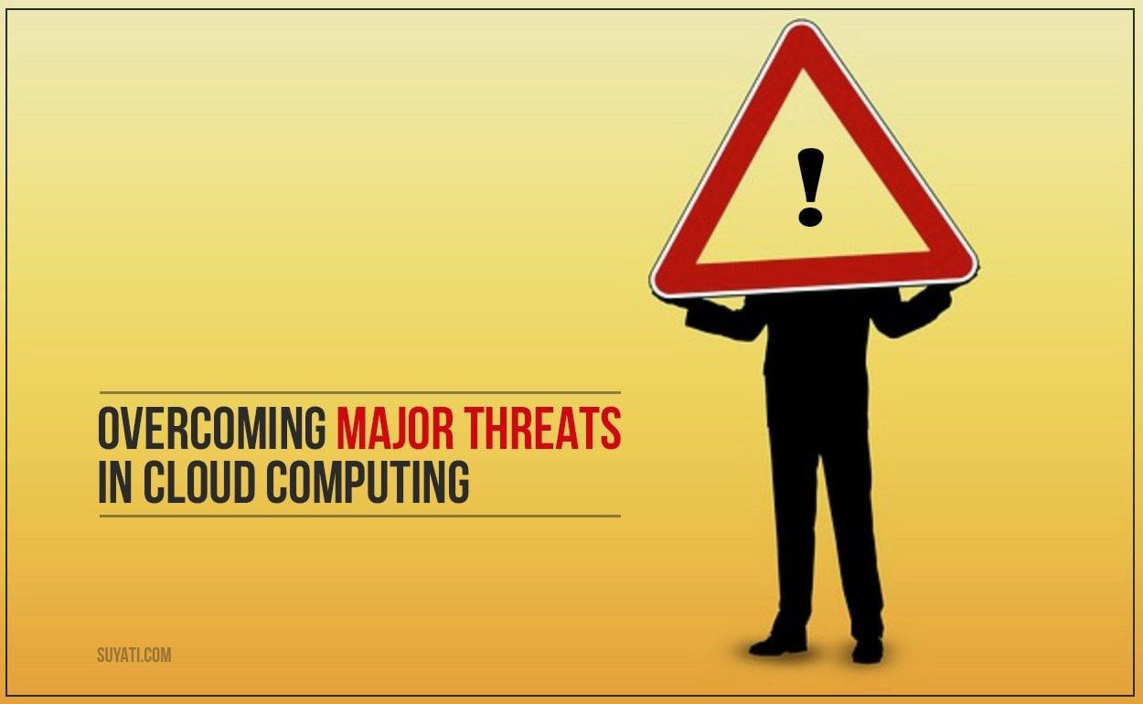 Minimising Threats in Cloud Computing