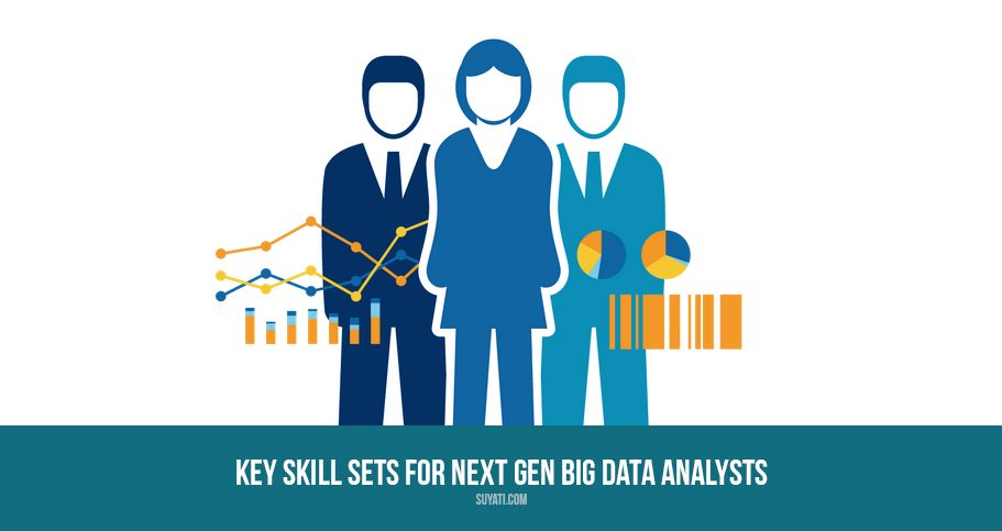 key skill sets of big data analysts