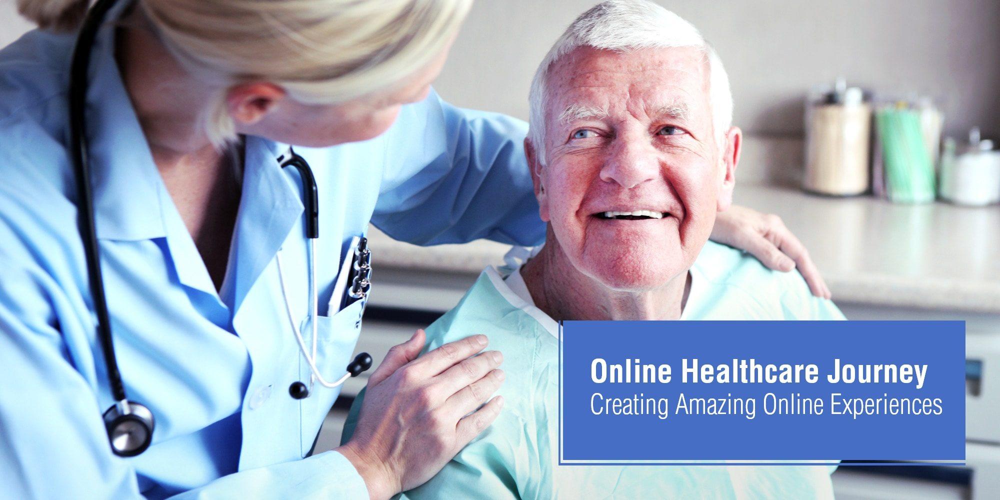 Online healthcare journey