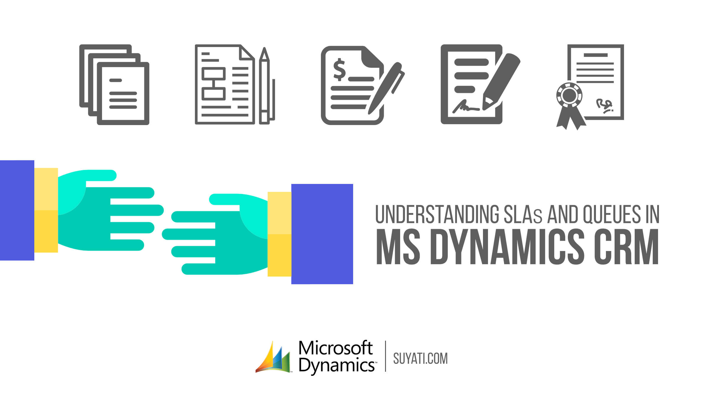SLAs and Queues in MS Dynamics CRM