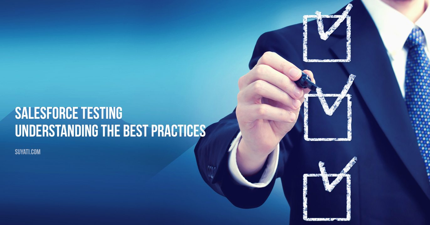 salesforce testing best practices