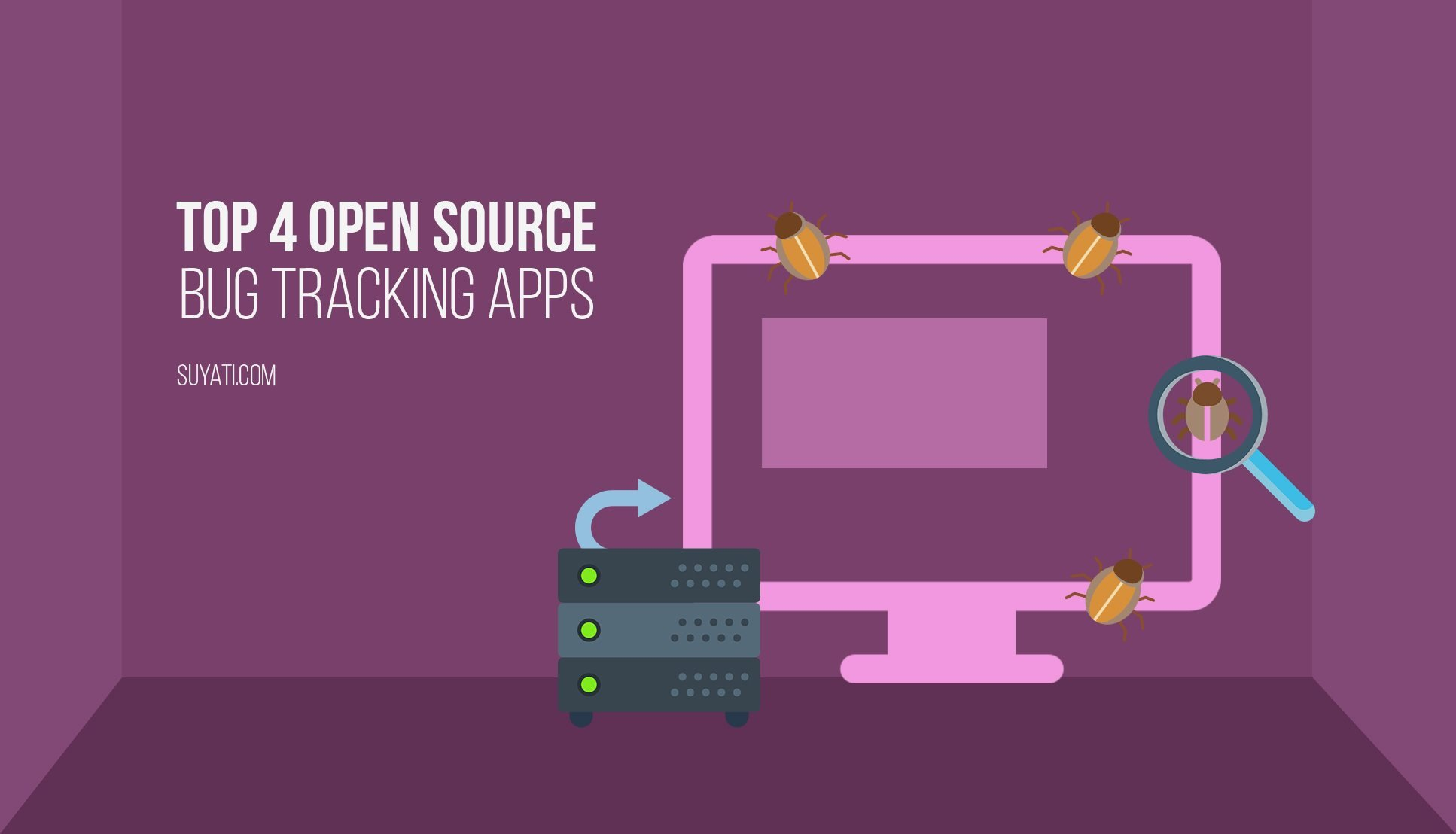 Best Open Source Bug-Tracking Apps