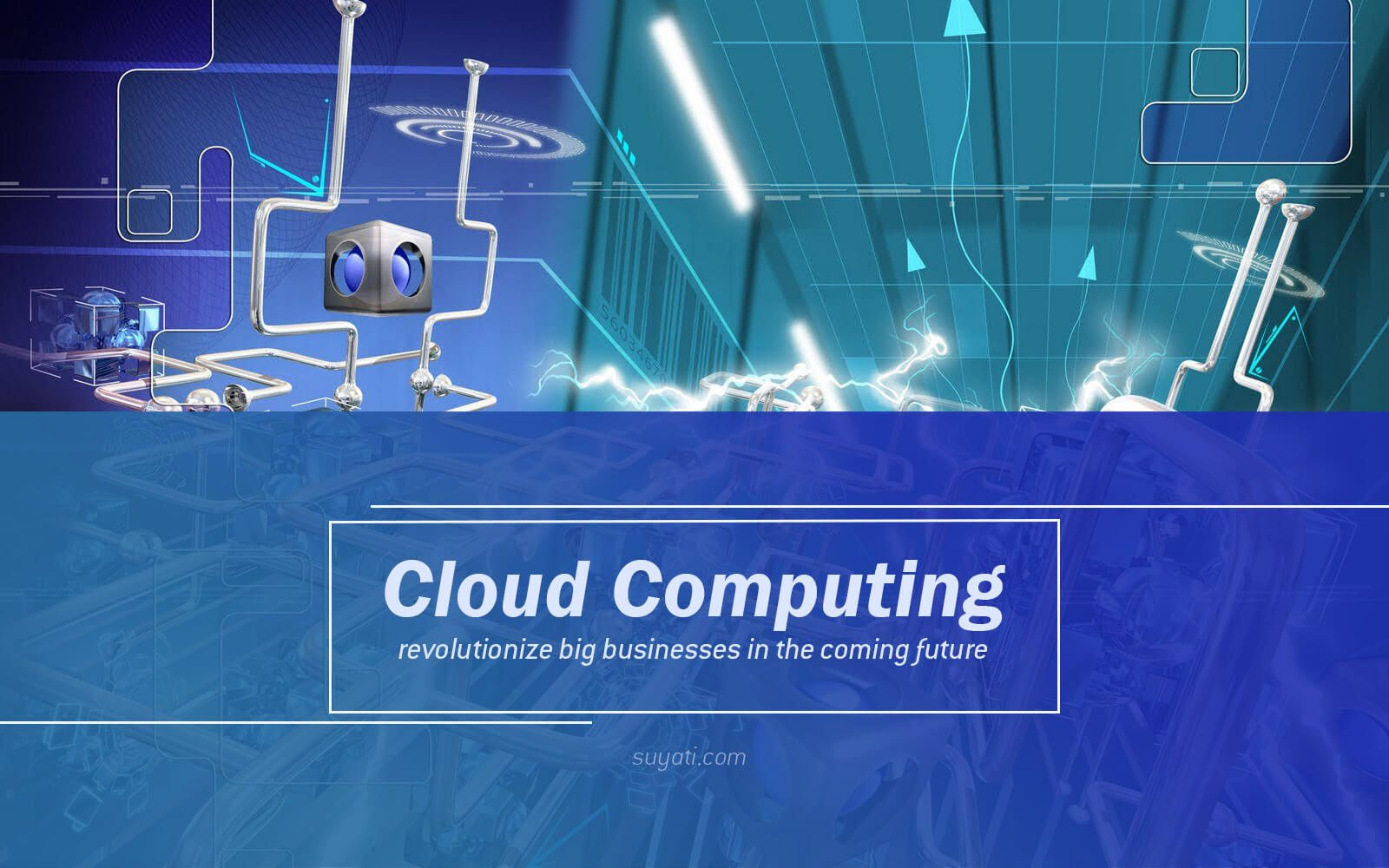 Cloud Computing-revolutionizing big businesses in the coming future (1)