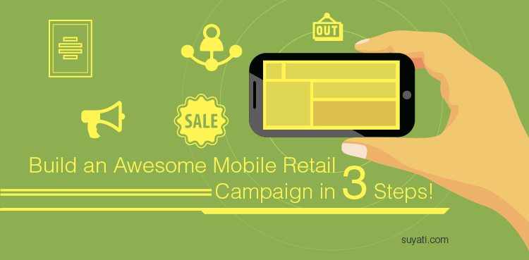 mobile retail campaign