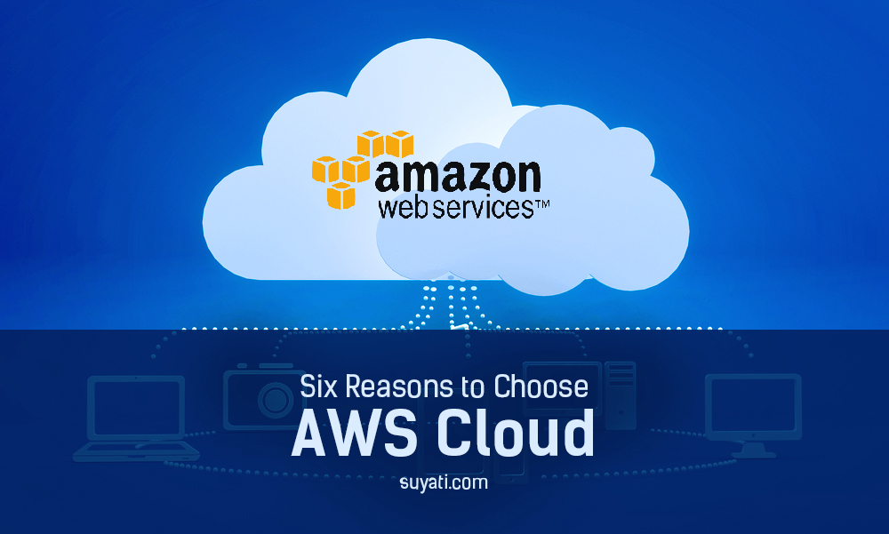 Advantages of using AWS Cloud services