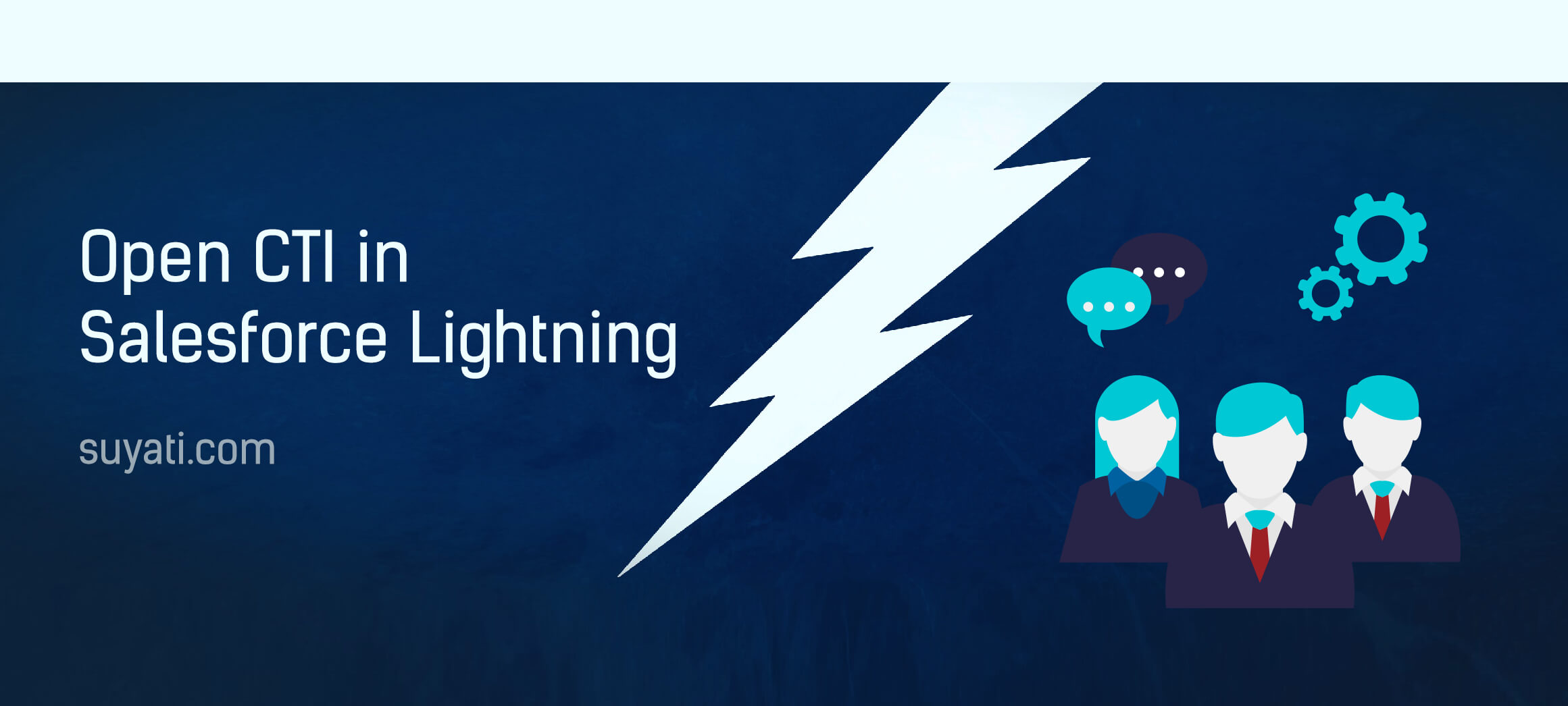 Introducing Open CTI in Salesforce Lightning