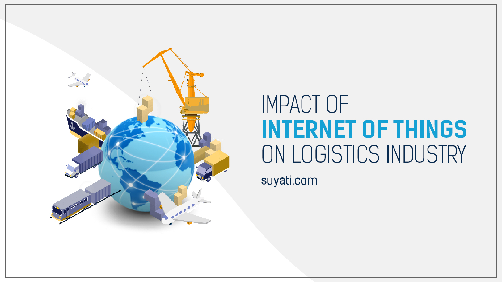 Impact of Internet of Things on Logistics Industry