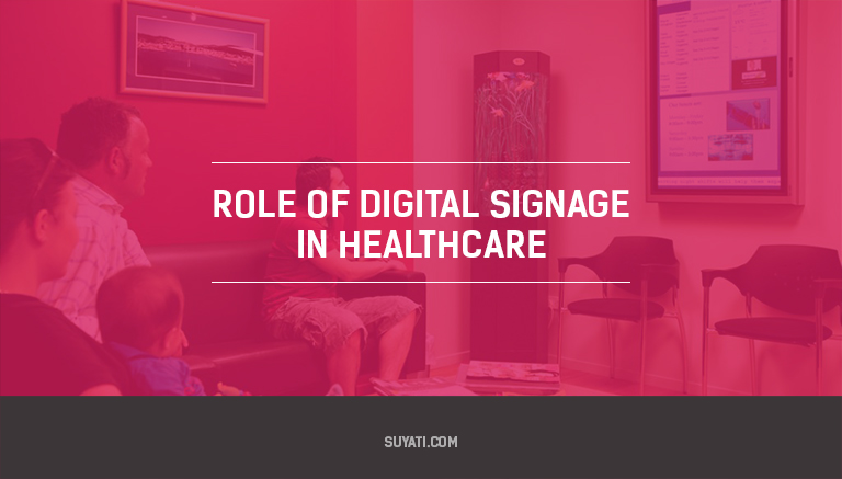 role-of-digital-signage-in-healthcare