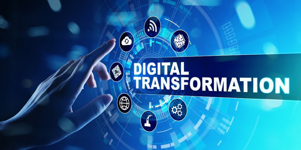 Digital Evolution: The Four-Stage Theory of Digital Transformation