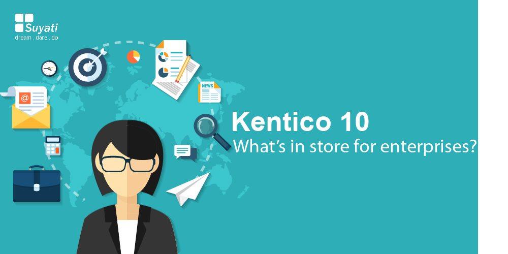 Kentico 10