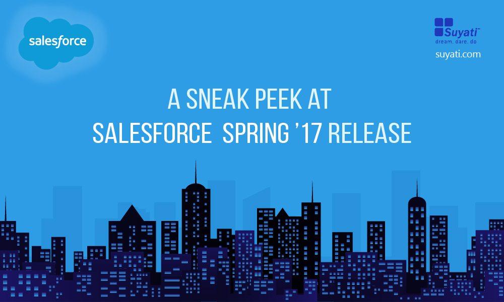 Salesforce's Spring '17