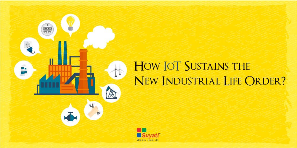 IoT in various industries