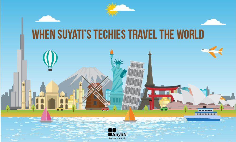 Suyati techies travel