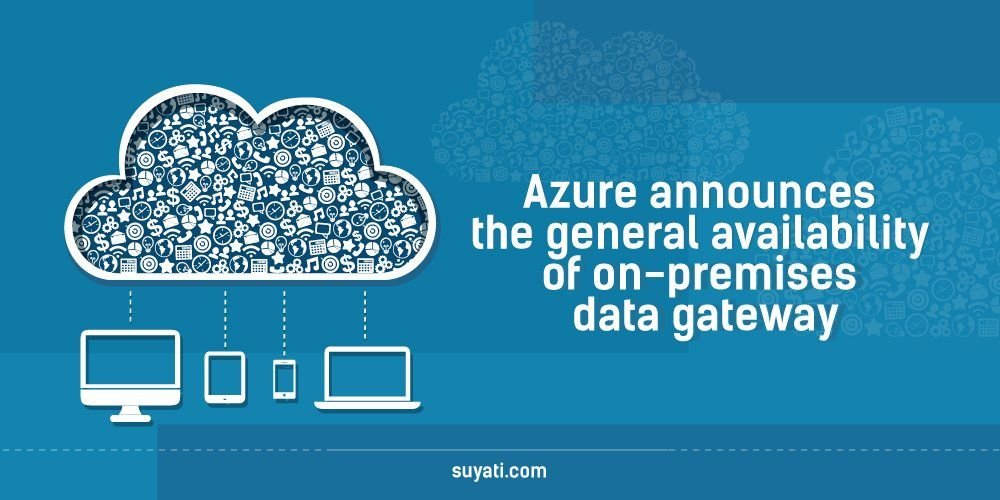 azure on-premise data gateway