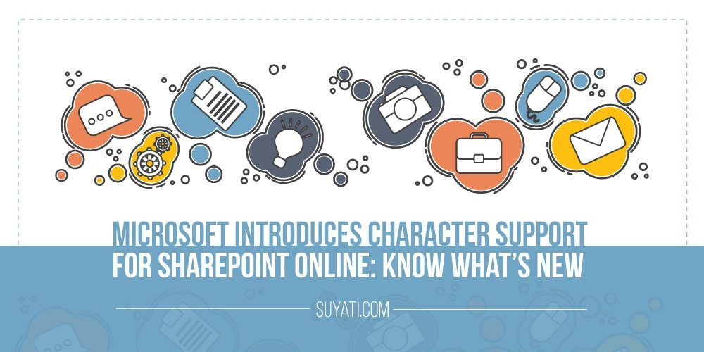 character support in sharepoint online