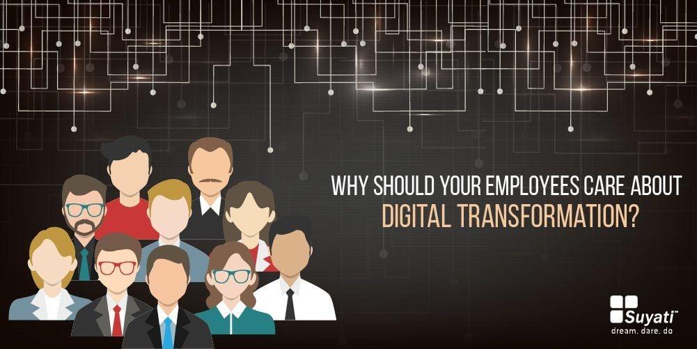 digital transformation for employees