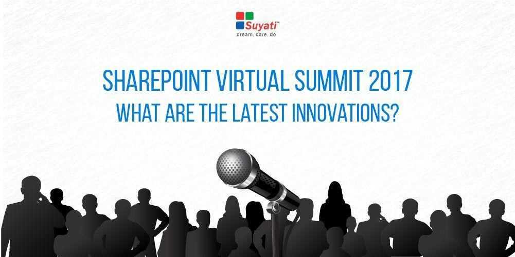 SharePoint virtual summit 2017