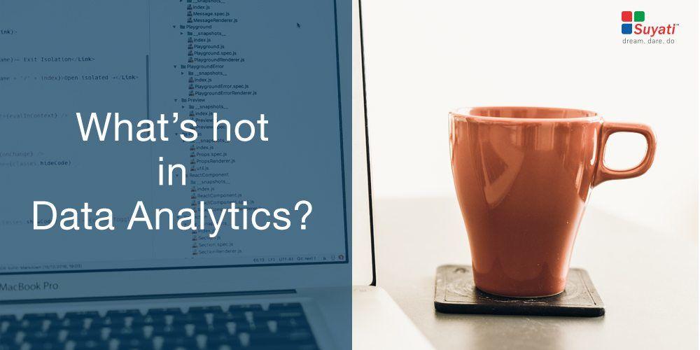 7 hot data analytics trends