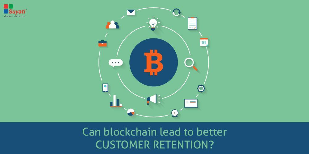 Blockchain in marketing? More power to the customer!