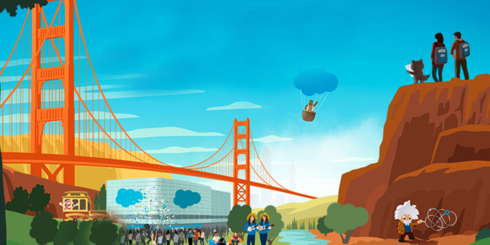 5 Key reasons why you should attend Dreamforce 2017
