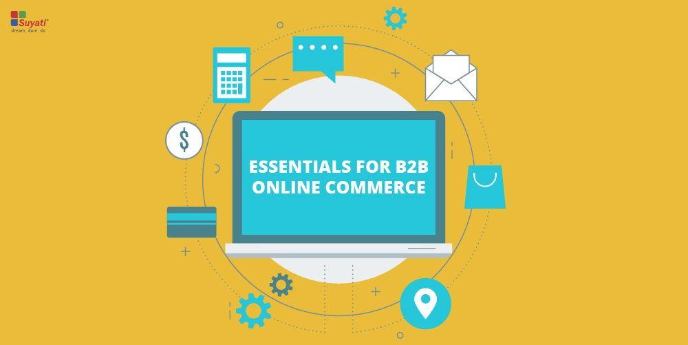 5 must-have credentials for a B2B ecommerce framework