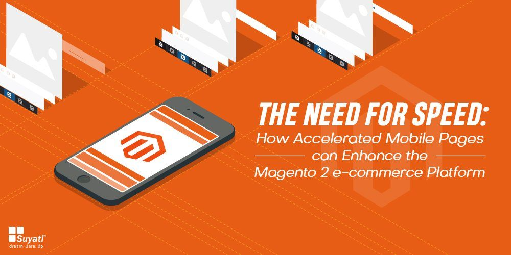 Accelerated Mobile Pages (AMP) for Magento: How to win customer hearts with lightning fast product pages?