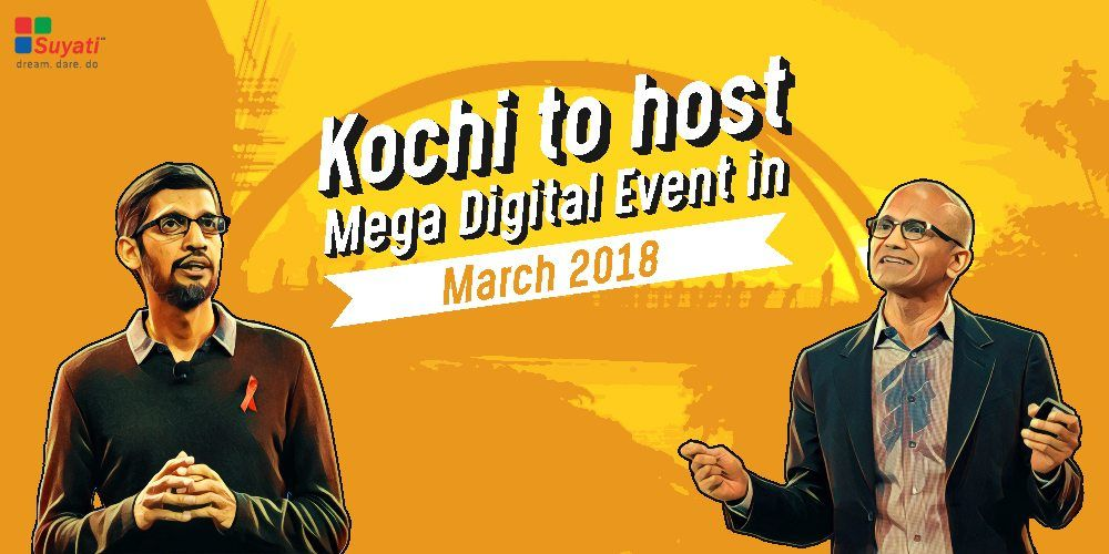 Towards a Digital Future – Kerala's Mega Digital Event to be held on March'18