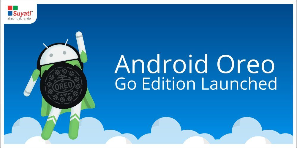 Google Launches Android Oreo Go for low-end phones.