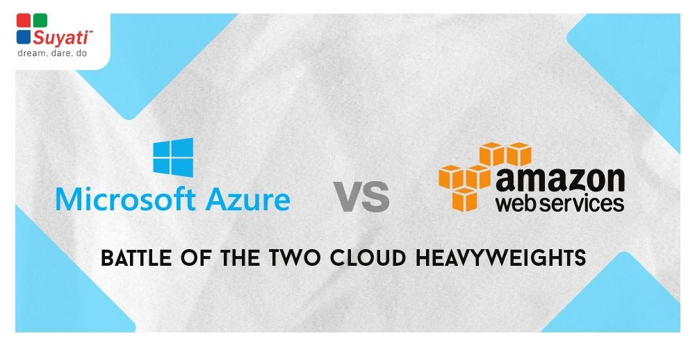 How Does Microsoft's Azure Stack Match Up To Amazon's AWS In Competition