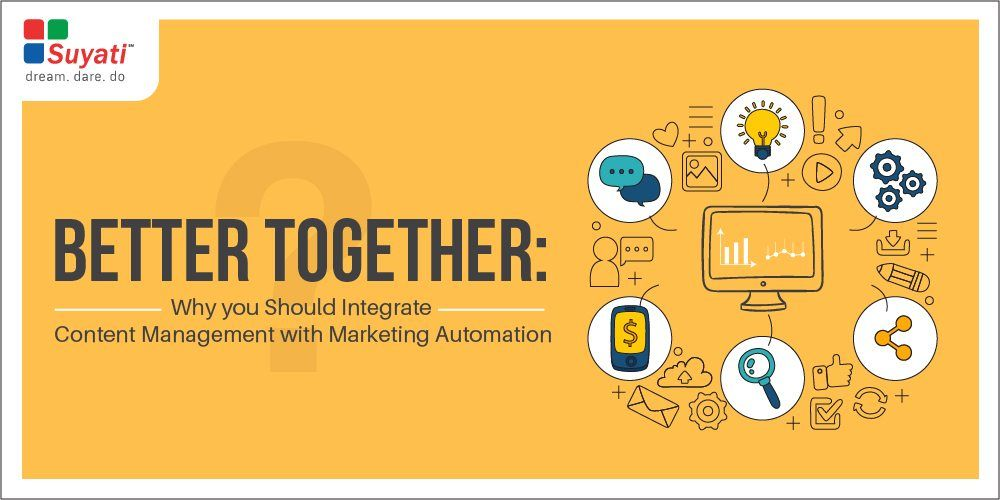Integrating Content Management and Marketing Automation