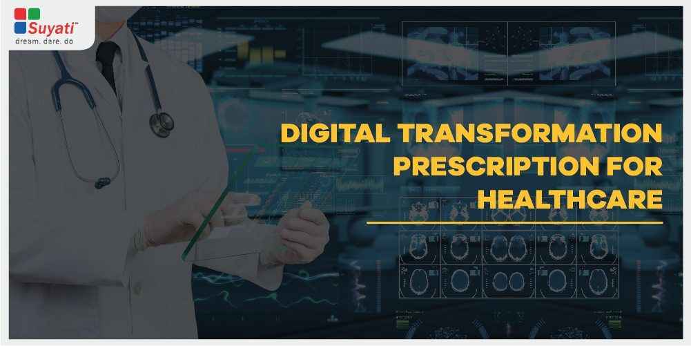 Top 3 digital transformation essentials that healthcare organizations cannot miss out in 2018