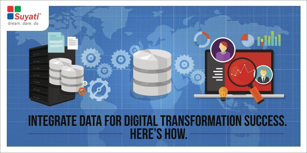 How to Integrate Data for Digital Transformation Success