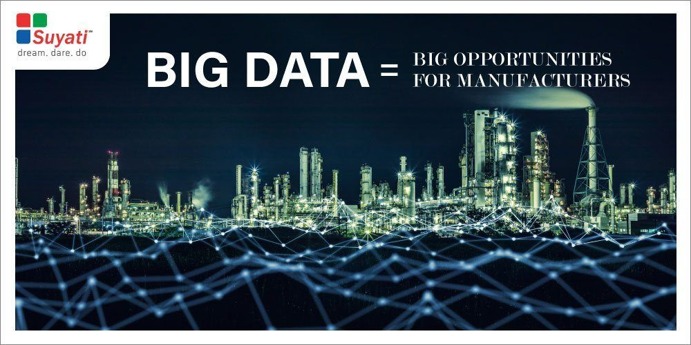How Big Is The Impact Of Big Data In Boosting Manufacturing Efficiency?