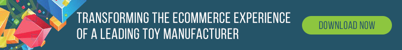 CS-Ecommerce of Toy Manufacturer
