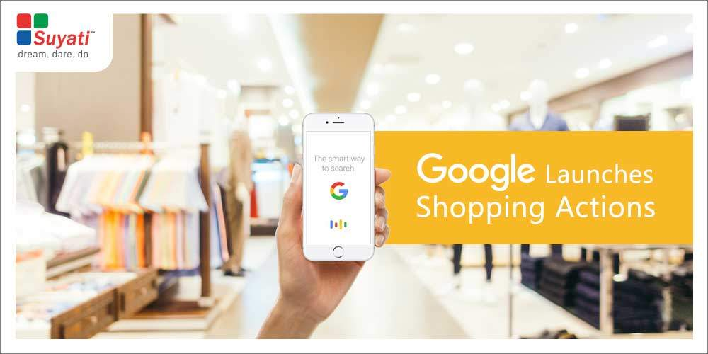Google launches Shopping Actions
