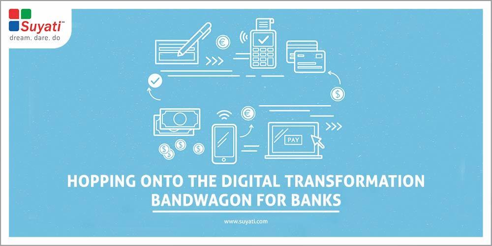 Jumpstarting Digital Transformation in Banking