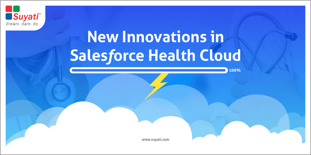 New Innovations in Salesforce Health Cloud