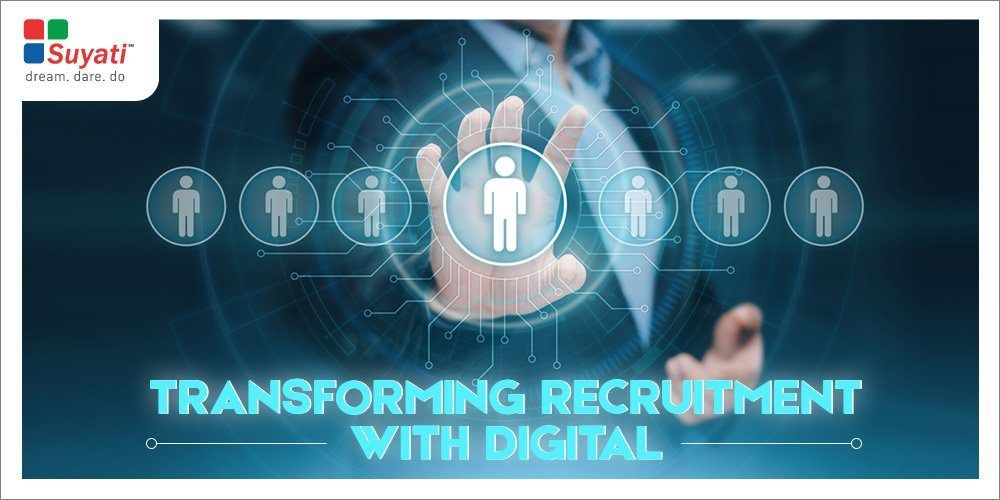 How will digital transformation impact recruitment and manpower consulting