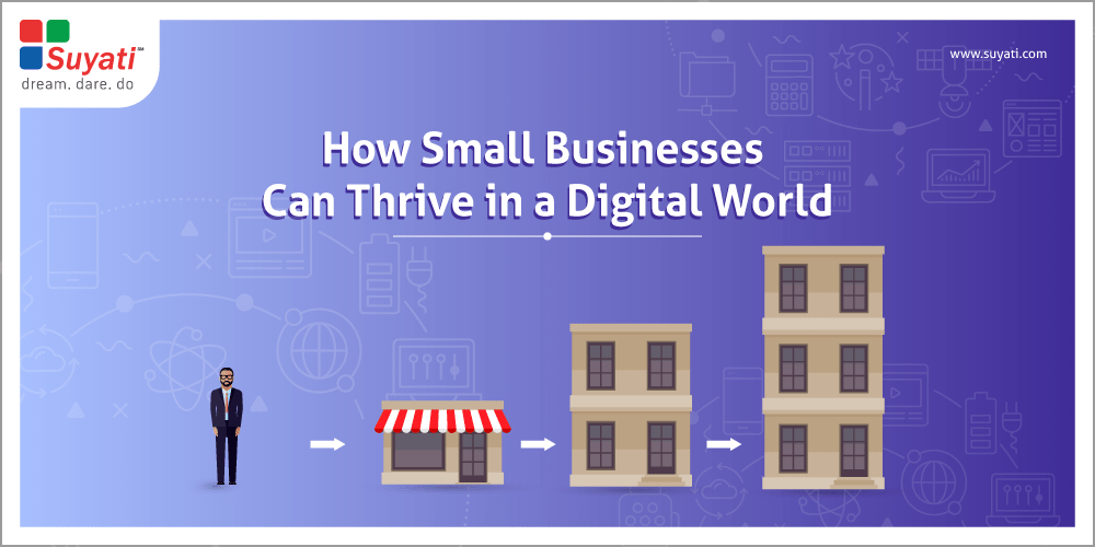 How Digital Transformation Can Help Small Businesses