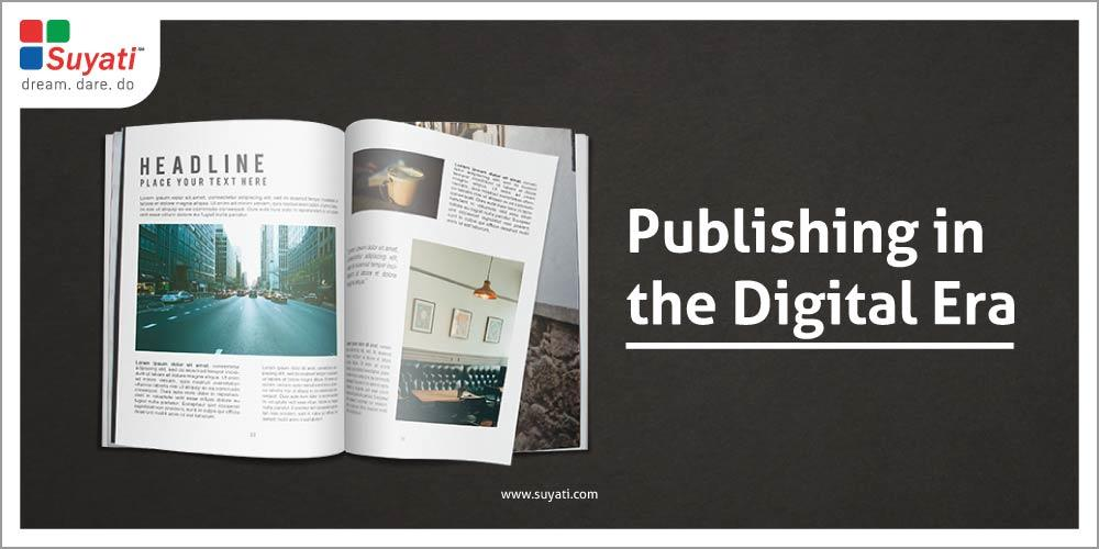 The need for a Digital Makeover in the Publishing Industry
