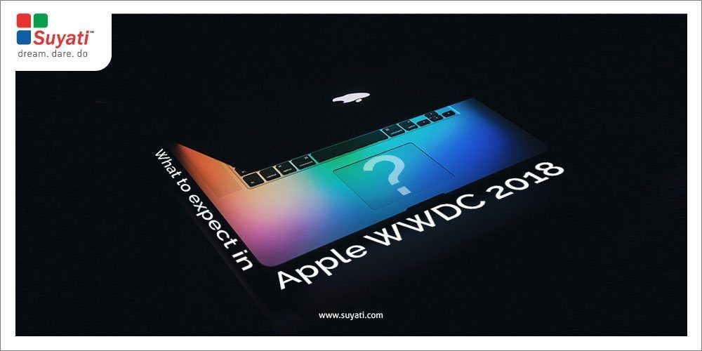 Apple's Annual Worldwide Developer Conference from June 4 to June 8